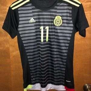 Womens Mexico Jersey